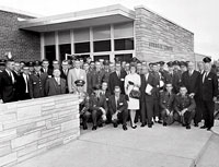 1963 Surbeck Center Dedication