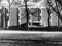 1970 Devereaux Library