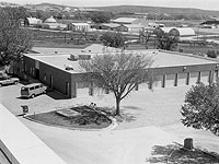 1974 New Physical Plant