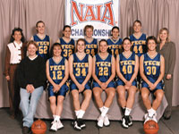 1998 Women's Basketball