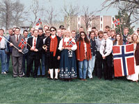 1995 Norwegian Students