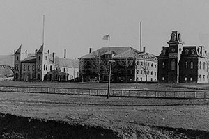 SDSMT Historic Campus Photo