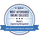 Most Affordable Online Colleges Badge