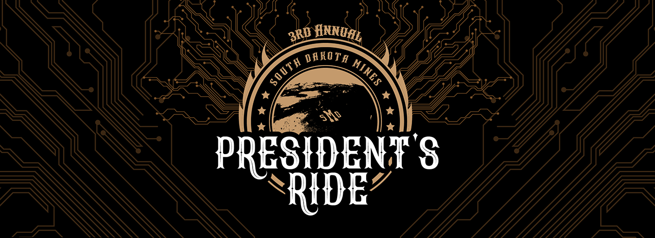 Presidents Ride SD Mines