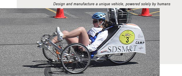 pgBanner Human Powered Vehicle