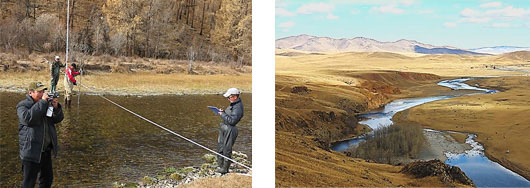 research - Water Research Mongolia