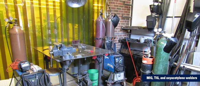 Welding Equipment  Banner
