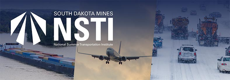 SD Mines Summer Camp National Summer Transportation Institue