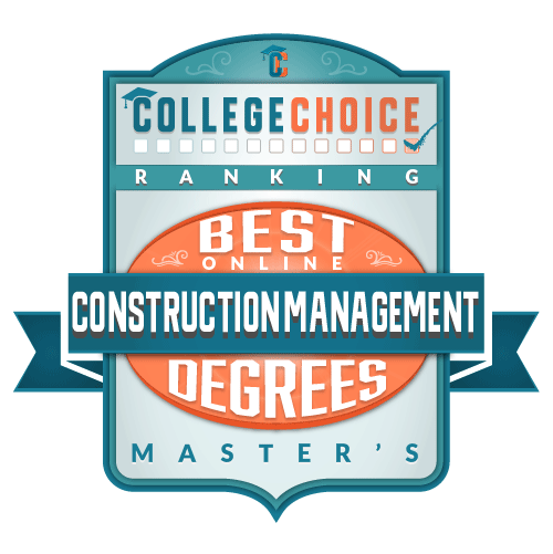 Best Online Masters in Construction Management Degrees Logo