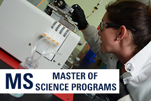 Master of Science Programs