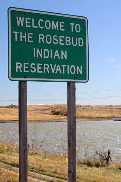 Rosebud Reservation Development