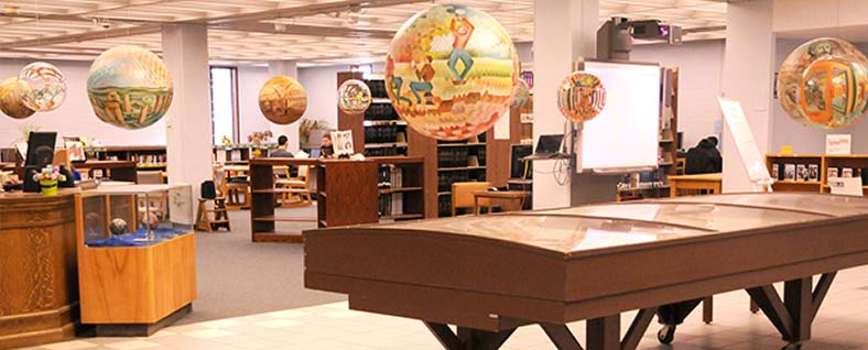 Banner Image Termespheres in Library