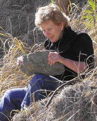 Anderson, Laurie - Director of Museum of Geology