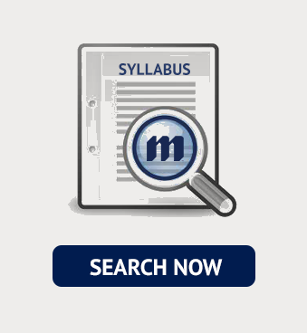 Syllabus Search