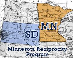 Minnesota Recprocity Program