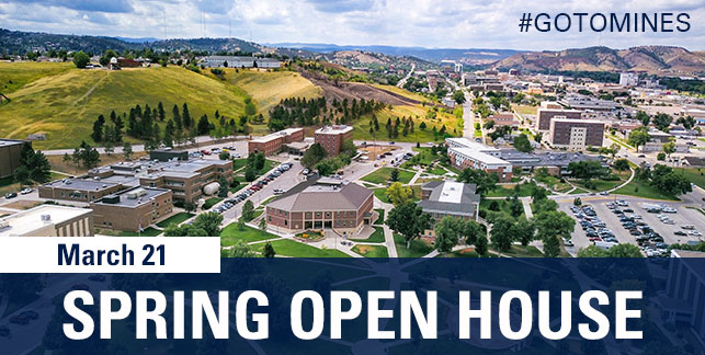 Go To Mines Open House