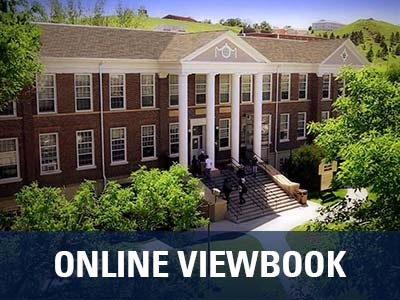 South Dakota Mines Online Viewbook