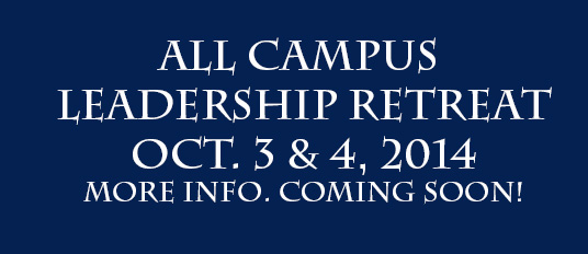 All Campus Leadership Retreat