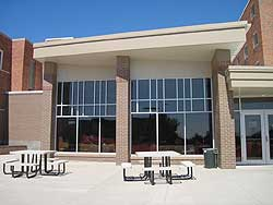 PC Commons Exterior