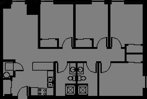 room dimensions. Black Bedroom Furniture Sets. Home Design Ideas
