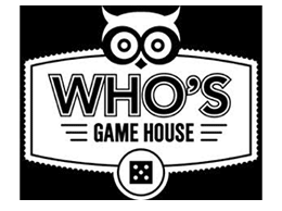 Whos Game House Logo