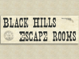 Black Hills Escape Rooms Logo