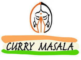 Curry Masala Logo
