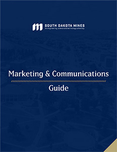 Marketing & Communications Guide Cover