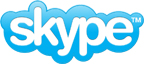 Chat with Skype