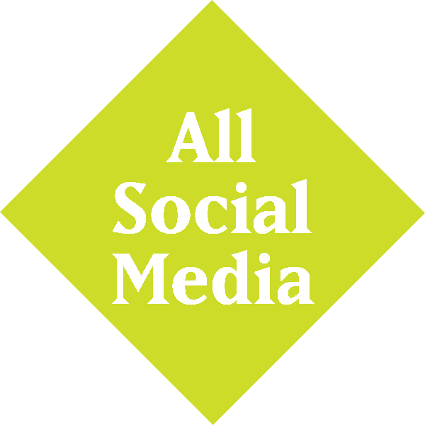 All Social Media Footer Icon