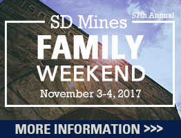 SD Mines Family Weekend