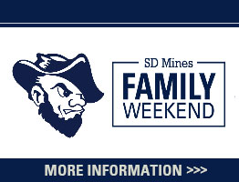 SD Mines Family Weekend 2018