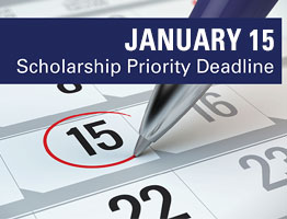 Scholarship Deadline 2018