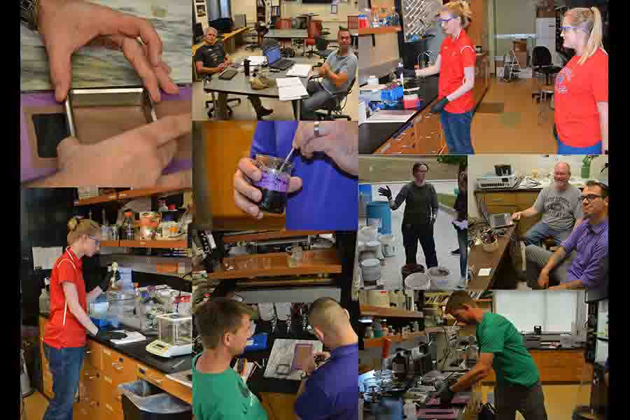 $540,000 NSF Grant Boosts 6-12th Grade STEM Teaching Efficacy