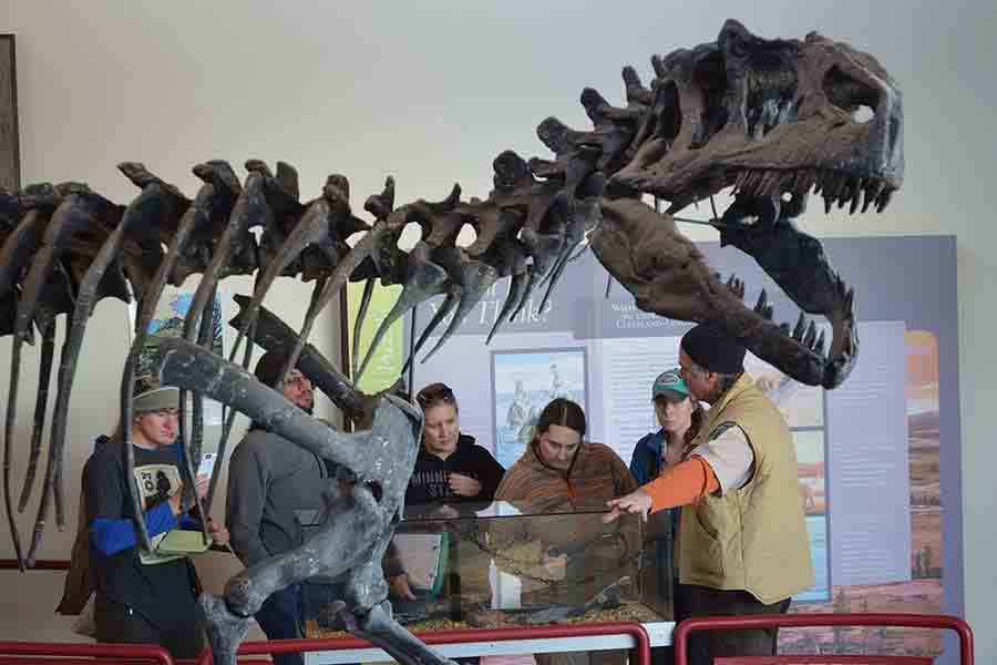 Mines Students Push to Preserve Gigantic Jurassic Dinosaur Bed in Utah
