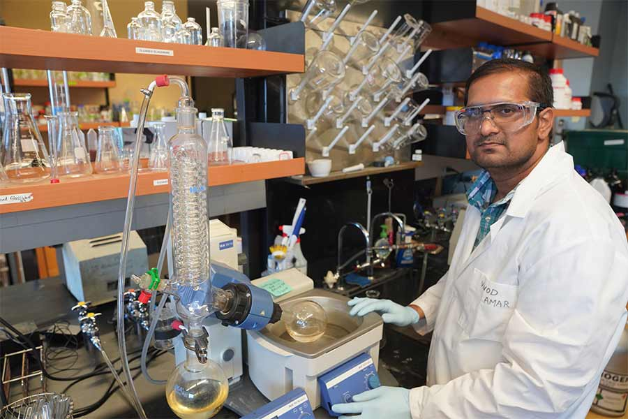 SD Mines Researchers Pioneer New Methods to Turn Biorefinery Waste into Valuable Products