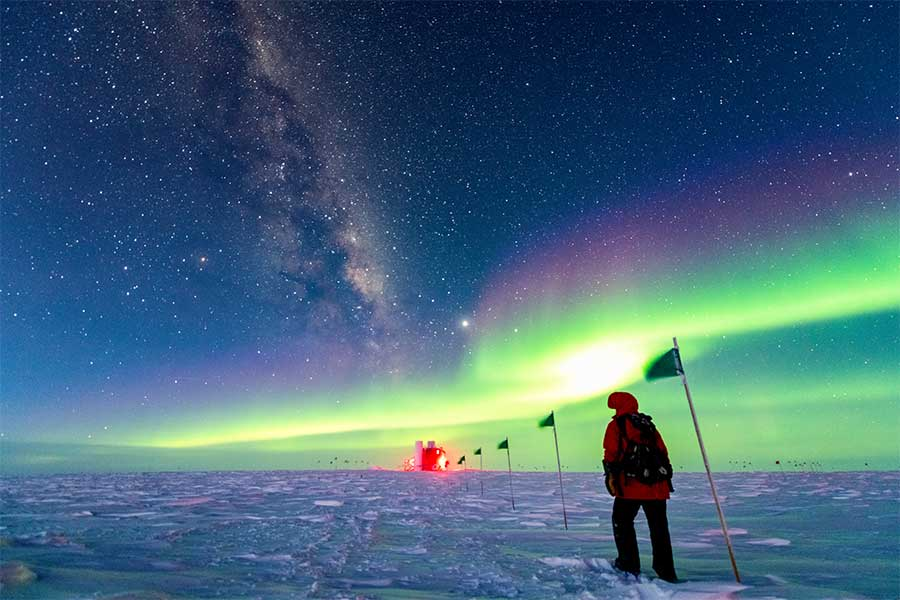 South Dakota Mines Leads New Big Data Effort to Probe Mysteries of the Universe with Observatory at the South Pole