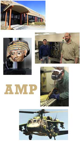 AMP News Collage
