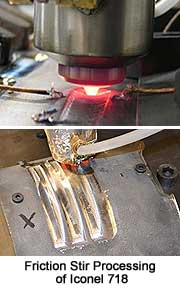 Friction Stir Welding Photos