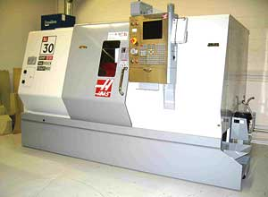 HAAS Automated Turning Center
