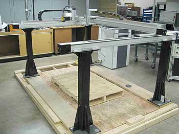 Ultrasonic Inspection Gantry