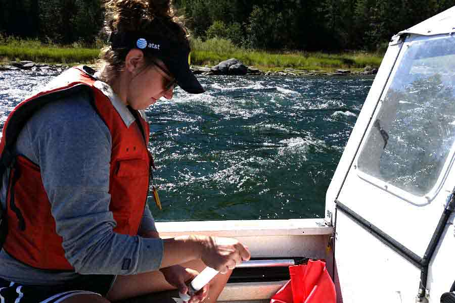 Mines Researchers Study Kootenai River Pollutants in Montana, Other Areas
