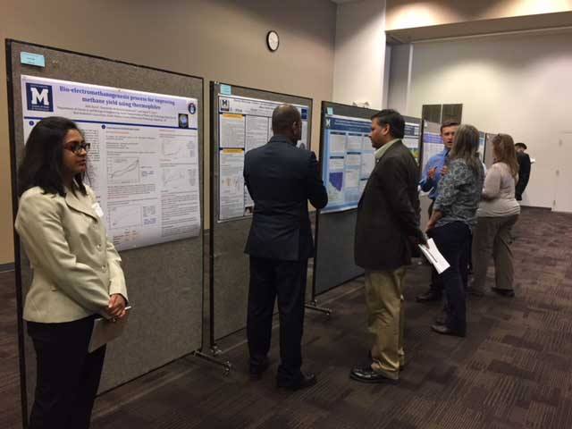 SRS 2018 Poster session photo